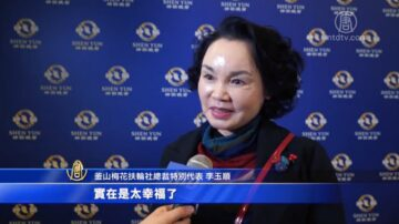 韩国观众:神韵开启崭新世界