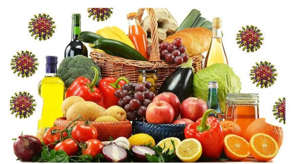 买的菜被许多人摸过!会带病毒吗?(组图)