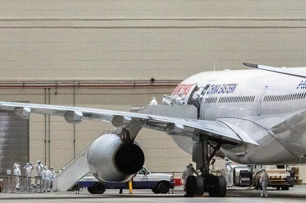 撤離武漢 台商包機5人收治負壓隔離病房