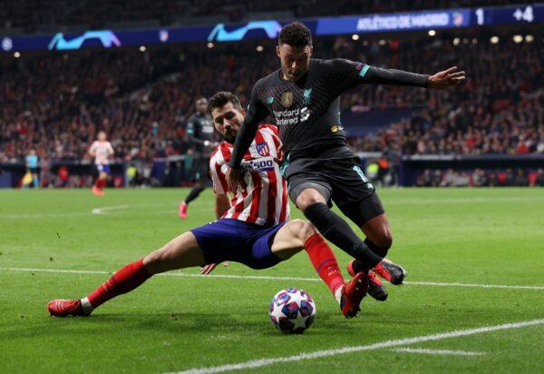 欧冠16強淘汰賽首回合 利物浦大巴黎輸球
