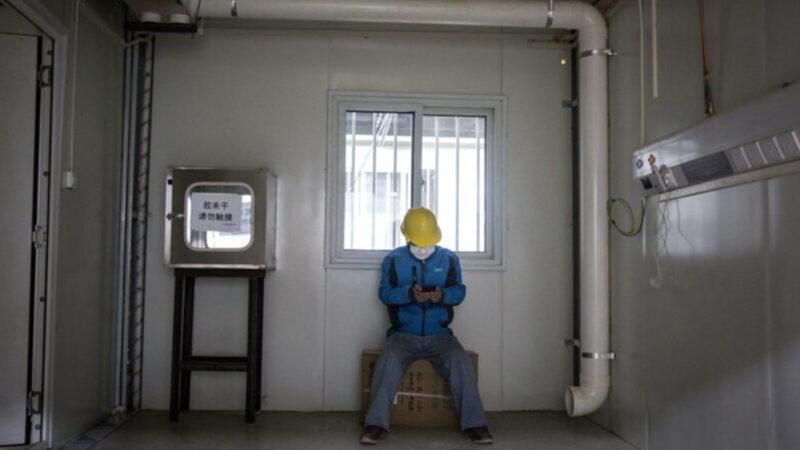 火神山難救急 湖北緊急徵用賓館建隔離點