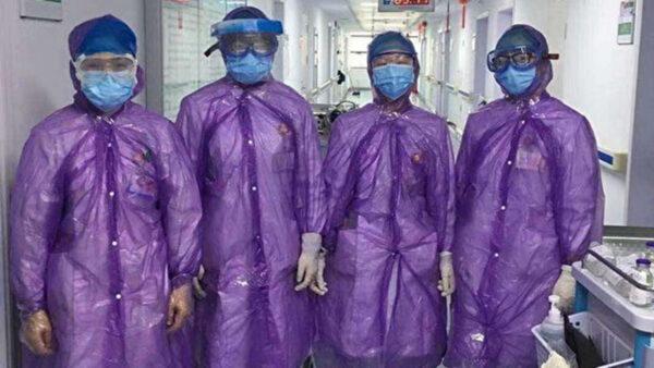 拒絕境外勢力捐贈 中國日夜生產假冒名牌口罩