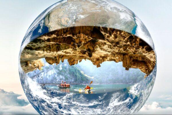中国古人曾误入地下空洞世界   里面看到的远远超出你的想像!