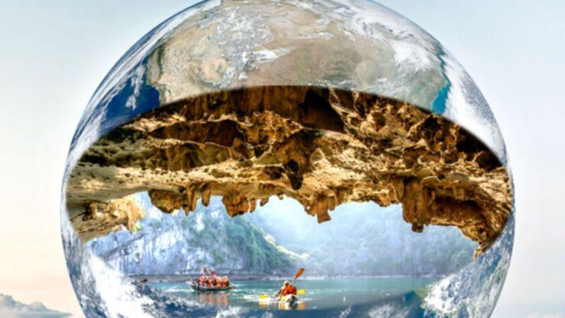 中國古人曾誤入地下空洞世界   裡面看到的遠遠超出你的想像!