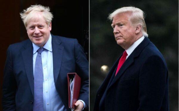 英美計劃將於兩週內展開貿易談判
