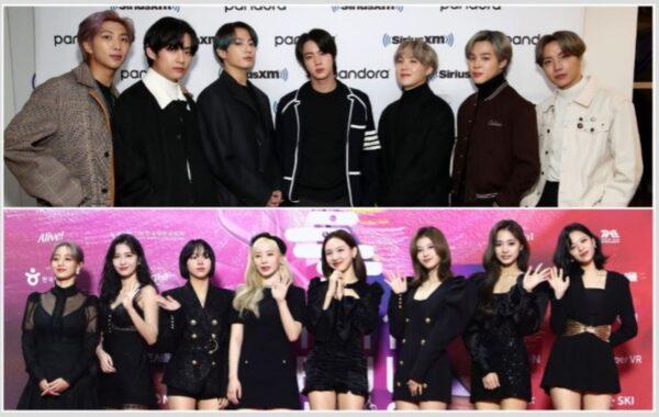 岚摘日本金唱片年度艺人 BTS与TWICE获多奖