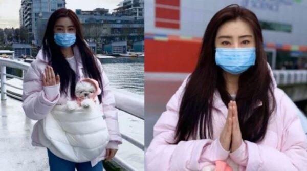 王祖贤庆53岁生日 戴口罩邀粉丝为武汉祈福