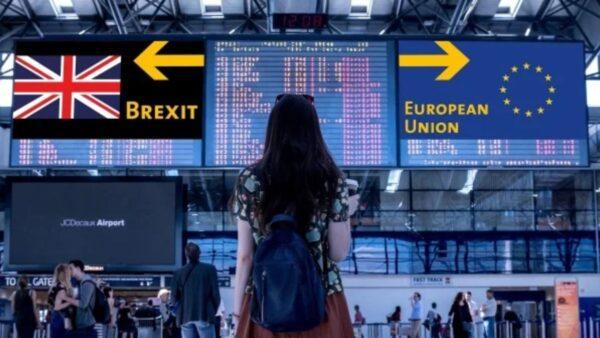 英國正式脫歐 新自由貿易協定成重中之重