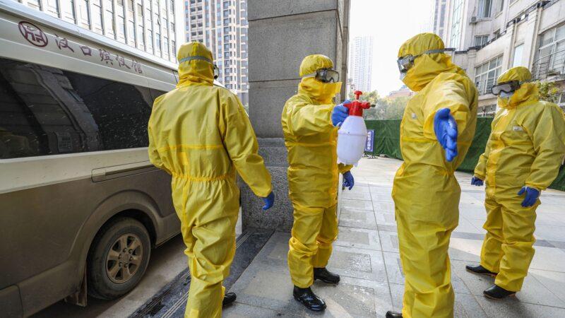 武汉两馆日烧340余尸体 死者排队一周未火化