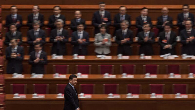 德媒:中共黨內無人公開反習 官員準備棄船逃