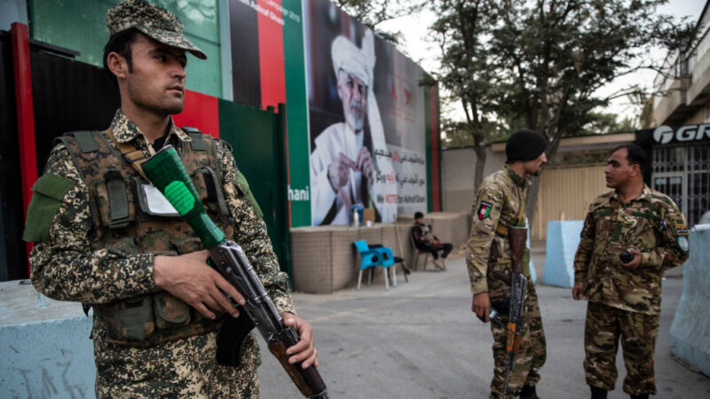 和談有進展?傳美國與塔利班最快2月簽和平協議