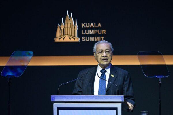 切割安华?传首相马哈蒂尔将组新执政联盟