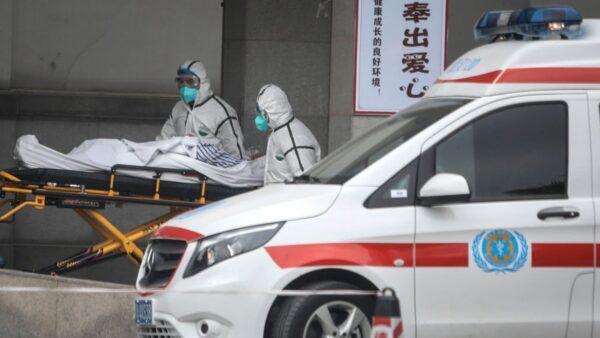 【疫情更新3】中国染疫人口将超6亿 两会确认延期