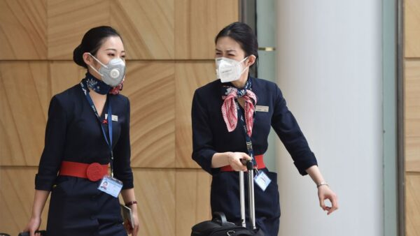 武漢肺炎失控 中國體操隊無緣世界盃