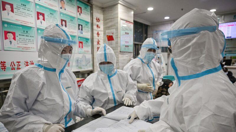 中国一线医护生死难料 世卫考察内情流出