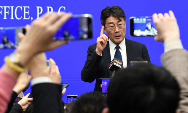 疾控中心主任高福落马乌龙:党媒先发消息后致歉