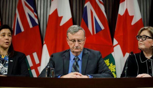 加拿大最早两感染病人出院 身体仍携带病毒