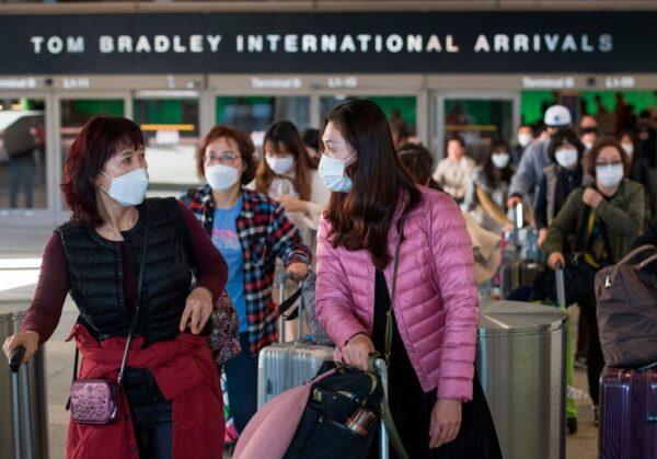 到武汉旅行去过上海 旧金山湾区出现第一例确诊病例