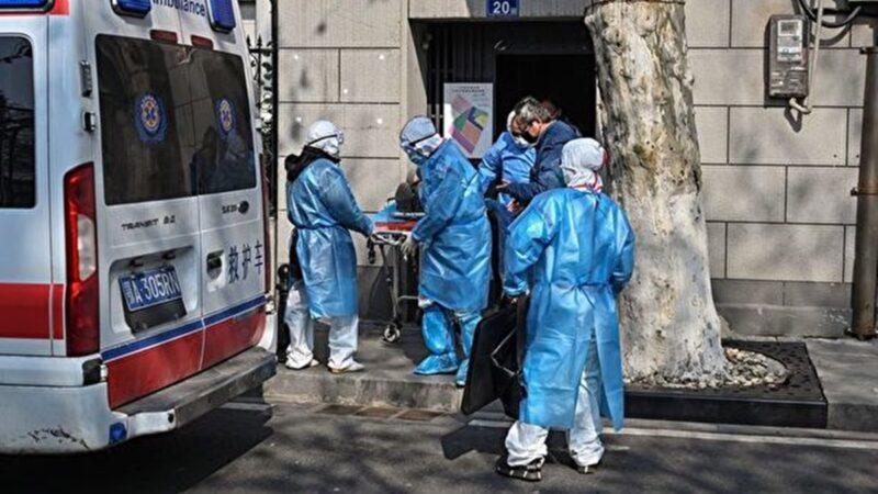 日專家:中國染疫人口將超6億 3月至5月底達高峰