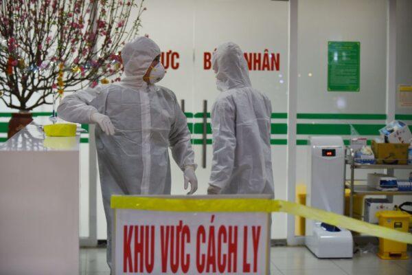 武汉肺炎 越南确诊7例 国家进入防疫状态