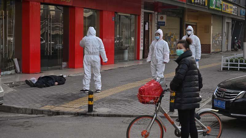 北京罕见承认 武汉实际染疫人数超官方十倍