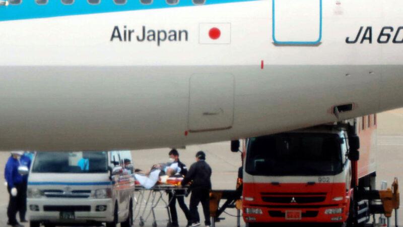日本第4架包機準備接人 盼放行中國配偶出境
