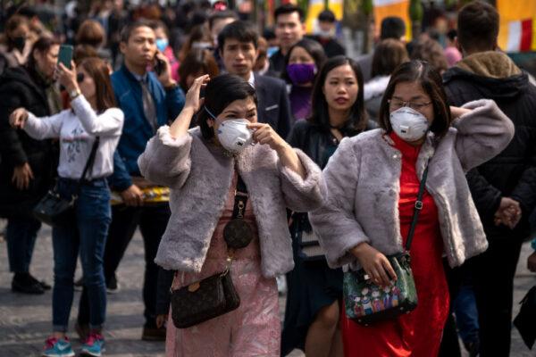 武汉肺炎蔓延  越南首起人传人 女服务员呈阳性反应