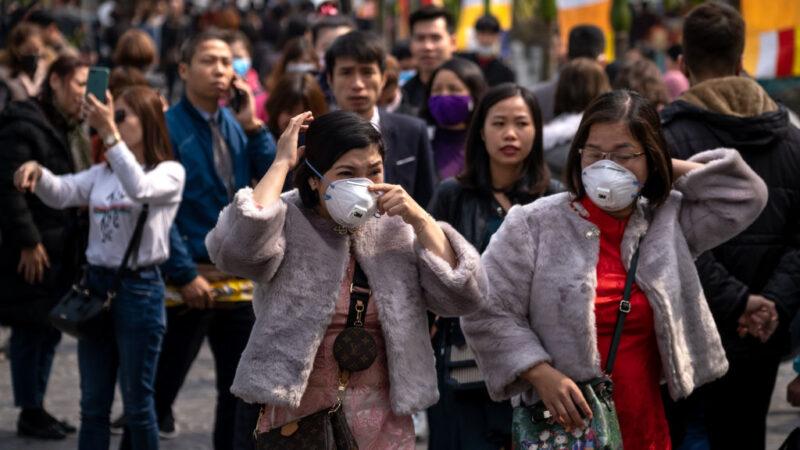 武漢肺炎蔓延  越南首起人傳人 女服務員呈陽性反應