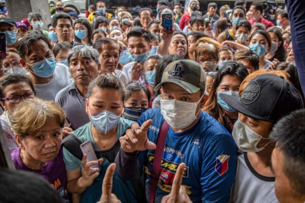 首宗海外死亡 菲律賓武漢男子病情惡化不治