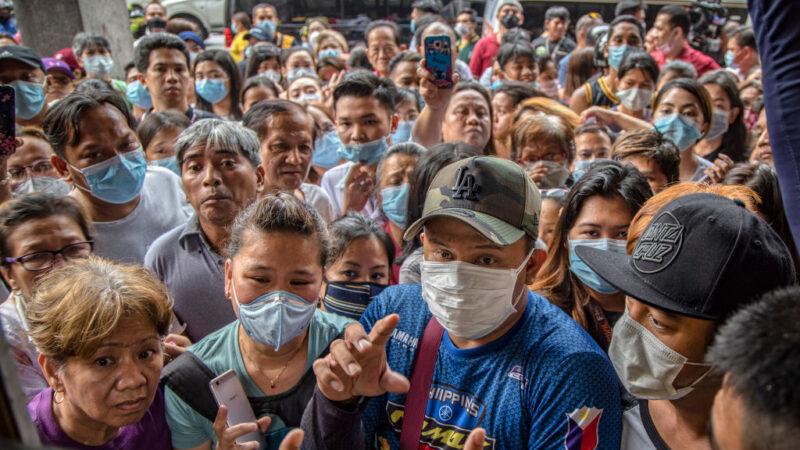 首宗海外死亡 菲律宾武汉男子病情恶化不治