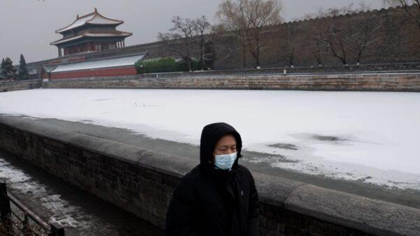 武漢肺炎北京失控 醫護人員群體感染