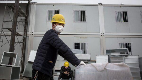 上海10日被迫復工 傳建多間「集中營」應變
