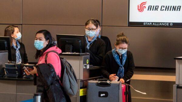 搭飞机如何避免感染中共肺炎病毒 专家有建议