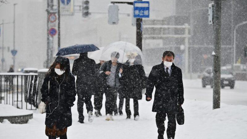 防疫情扩大 北海道1600所中小学停课 议会停会12天