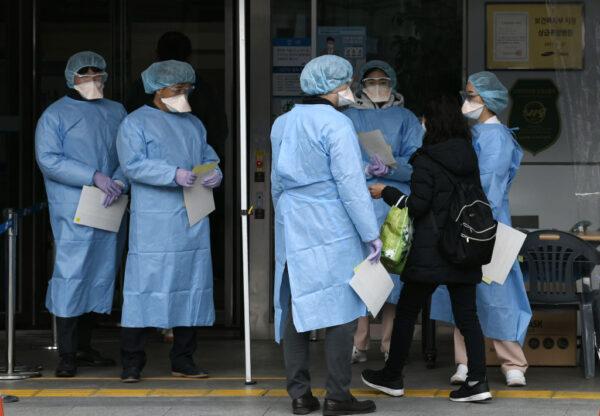 開會遭馬來西亞患者傳染 韓國第17、18例確診