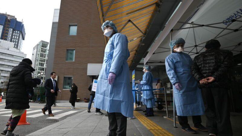 女从泰国回国 成韩国第16例武汉肺炎病例
