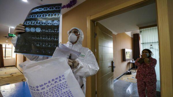 哈佛權威:武漢肺炎是進攻性生物戰武器