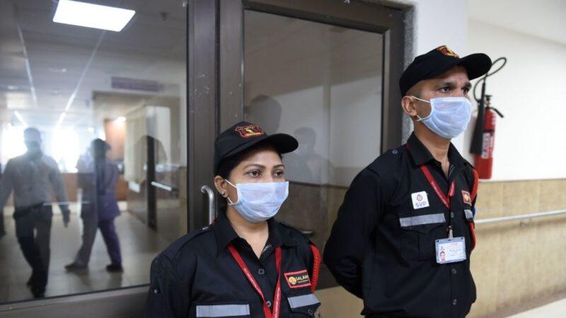 印度滞留武汉学生10人发烧 中共不允搭撤侨专机