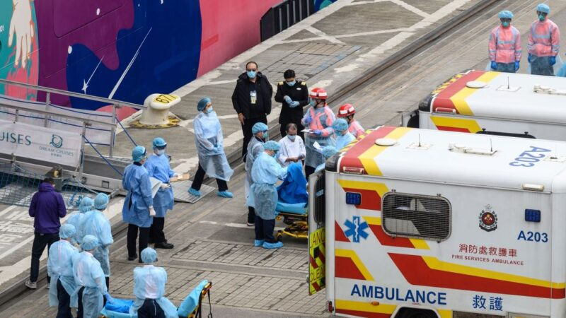 減緩武漢肺炎傳播 美2大航空宣布停飛香港