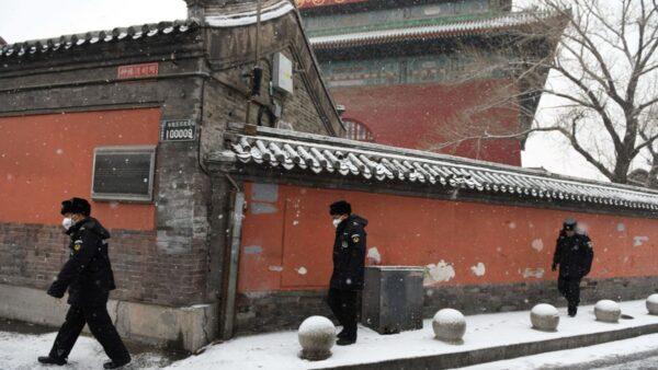 红二代:北京高官都怕死 常委不敢跟李克强同坐
