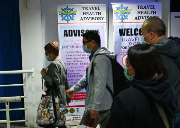 武漢肺炎 菲律賓突禁台灣人 約500名旅客無助滯留