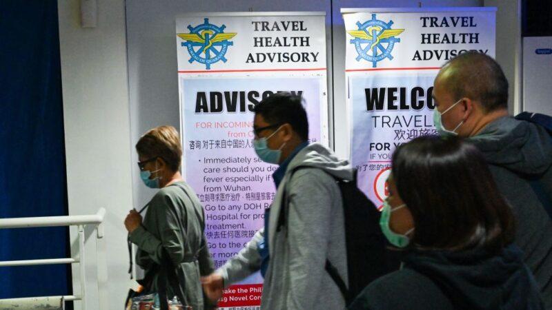 武汉肺炎 菲律宾突禁台湾人 约500名旅客无助滞留