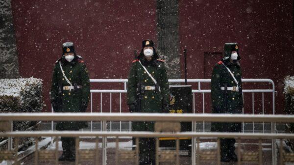 北京10日宣布「封城」 肺炎疫情超乎想像