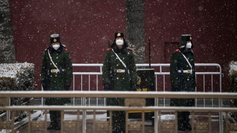 武汉肺炎攻陷军队 红二代:军管难解决问题