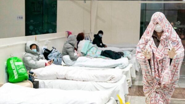 中疾控论文:湖北去年底104人感染 1月中旬大爆发