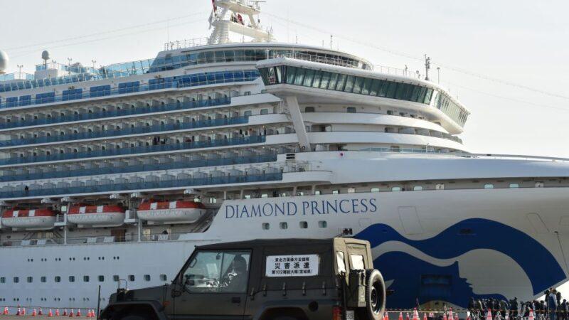 傳百人不適 鑽石公主號增6例 乘客如驚弓鳥