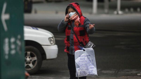 中共宣称疫情持续下降 网友:谁还相信政府?