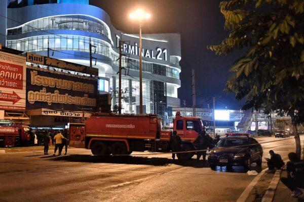 泰軍人濫殺增至21死 遭維安部隊擊斃