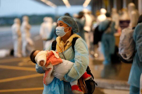 武漢肺炎 越南首例境內嬰兒感染
