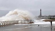 超强风暴席亚拉席卷欧洲 至少6人死亡